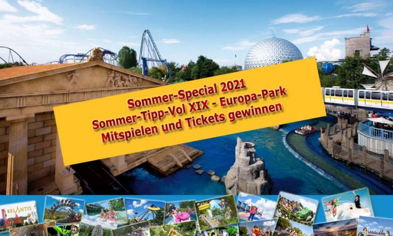 Photo of Unsere Lieblings-Spots Vol XVIII: Europa-Park