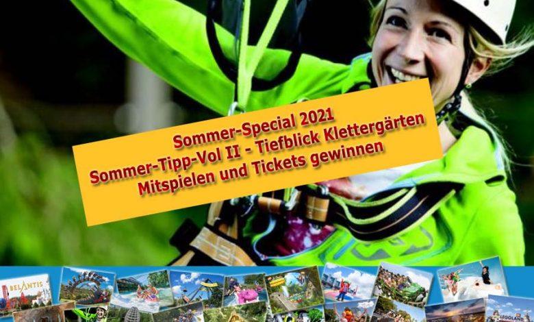 Photo of Unsere Lieblings-Spots Vol II: Klettergärten Tiefblick