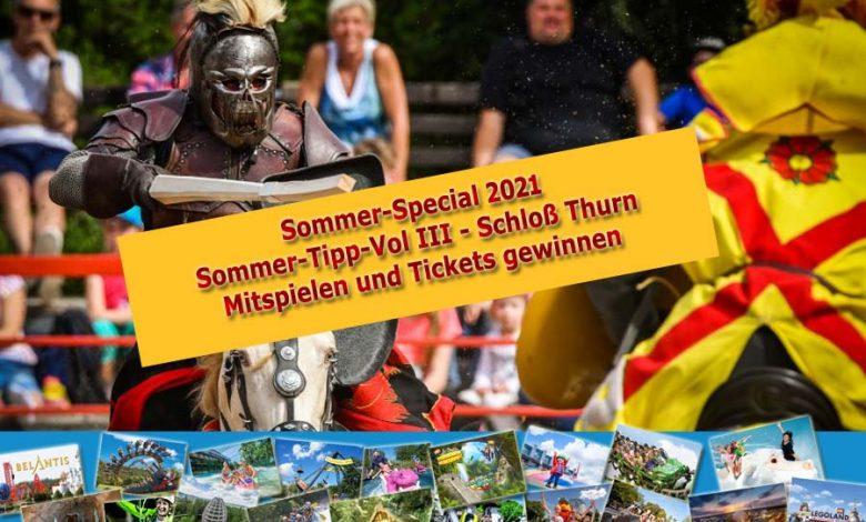 (c)be-outdoor.de - Sommer-Special - Schloss Thurn