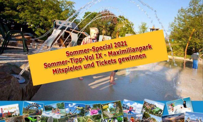(c)be-outdoor.de - Sommer-Special - Maximilianpark Hamm