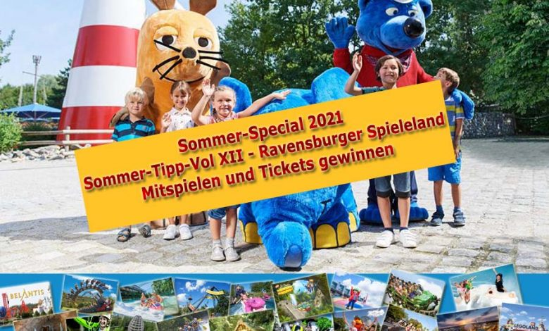 Photo of Unsere Lieblings-Spots Vol XII: Ravensburger Spieleland