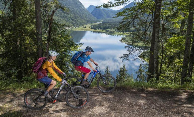 Photo of Chiemgau Mountainbike-Netz über 750km