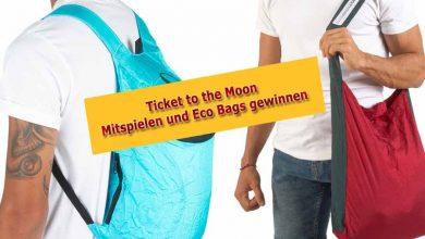 Photo of Gewinnspiel – Ticket to the Moon Eco Bags