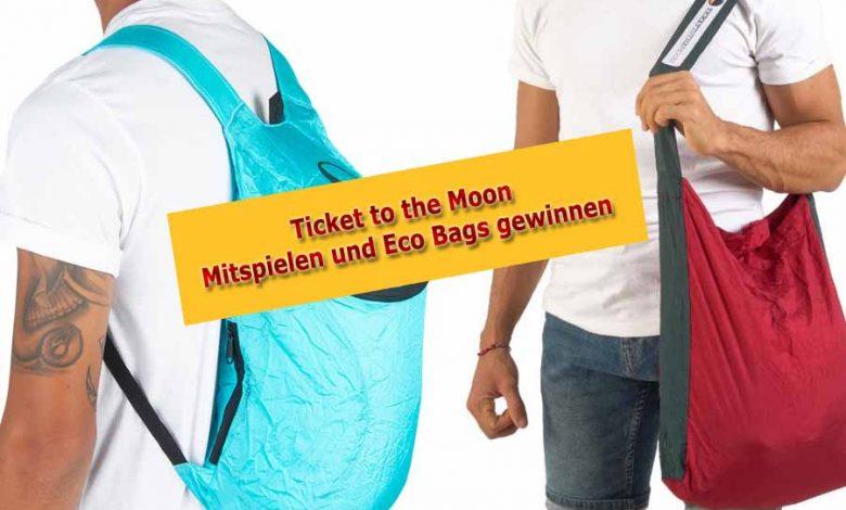 (c)be-outdoor.de - Gewinnspiel Ticket to the Moon