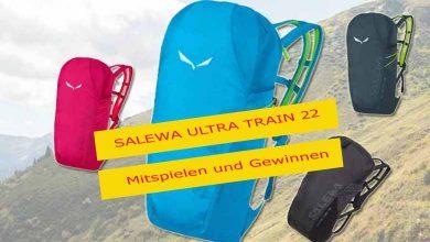 Photo of Gewinnspiel Salewa Ultra Train 22