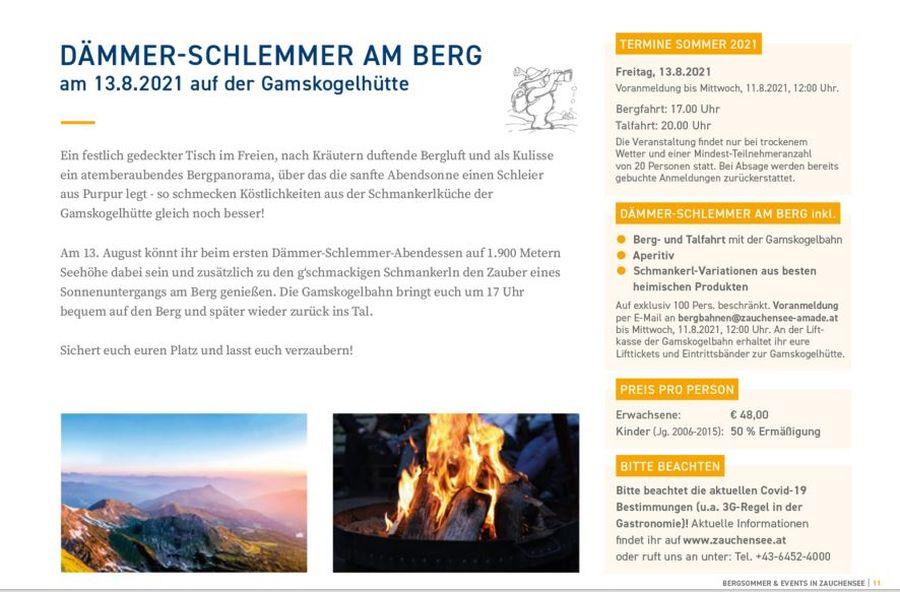 (c)Bergsommer & Events in Zauchensee