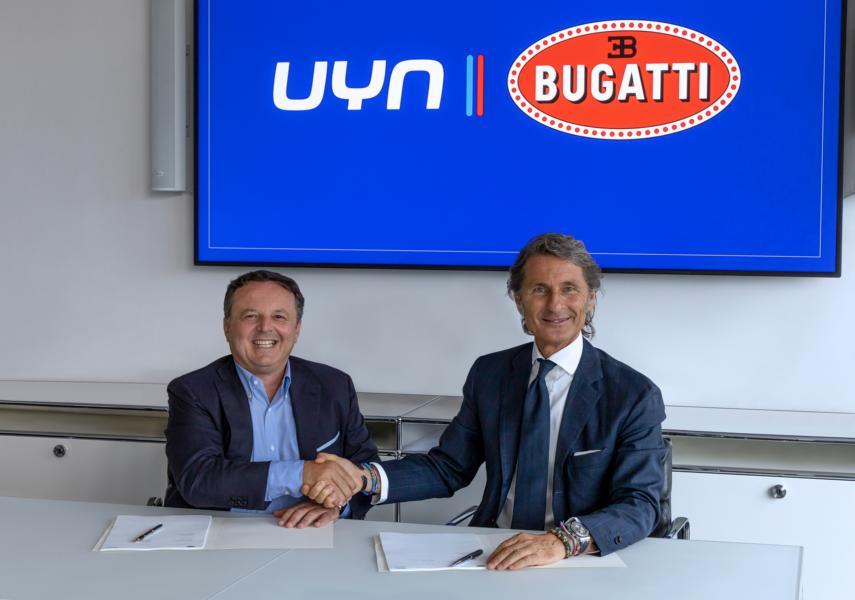UYN x Bugatti - @giulia_ghittorelli