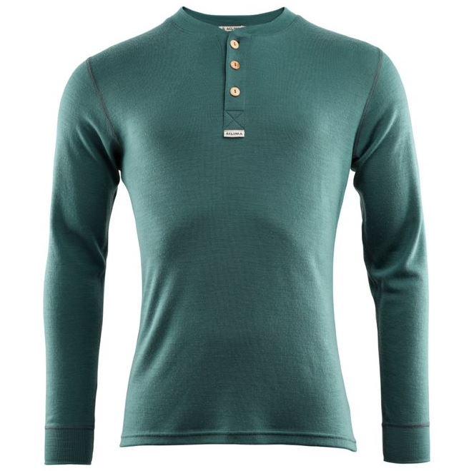 (c)Aclima Granddad Shirt
