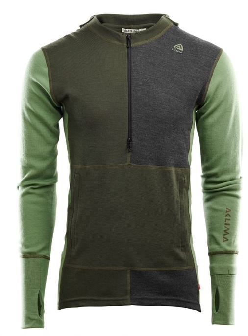(c)Aclima Hoodi Sweater