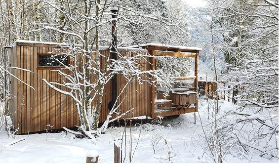 Photo of Winter-Glamping – Reisetrend für Groß und Klein