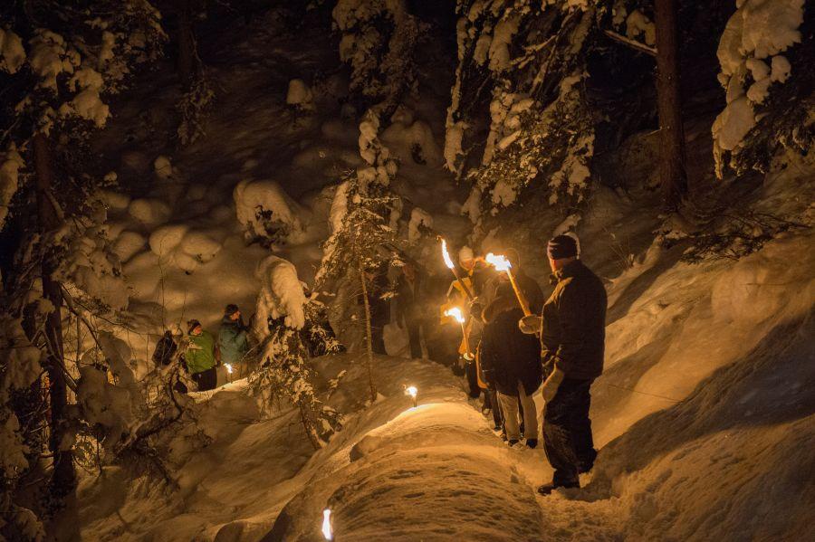(c)Olympiaregion Seefeld Leutasch Kapellenwanderung Advent