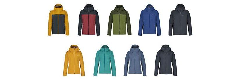 Photo of Rab Arc Eco Jacket – Pertex Shield Revolve im Winter 2021