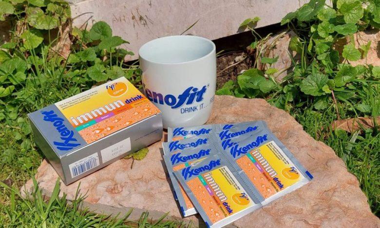 (c)be-outdoor.de Xenofit immun drink