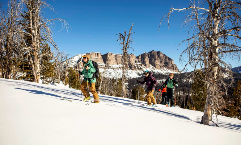 Photo of Mountain Hardwear Outerwear-Highlights