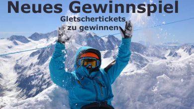 Photo of Gewinnspiel – Gletschertickets zu gewinnen