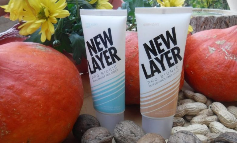 Photo of Produkttest New Layer Performance Face Fluid & Face Cream