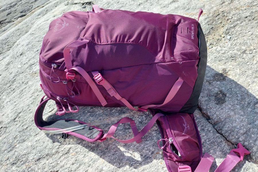 (c)be-outdoor.de - Osprey Sportlite 25